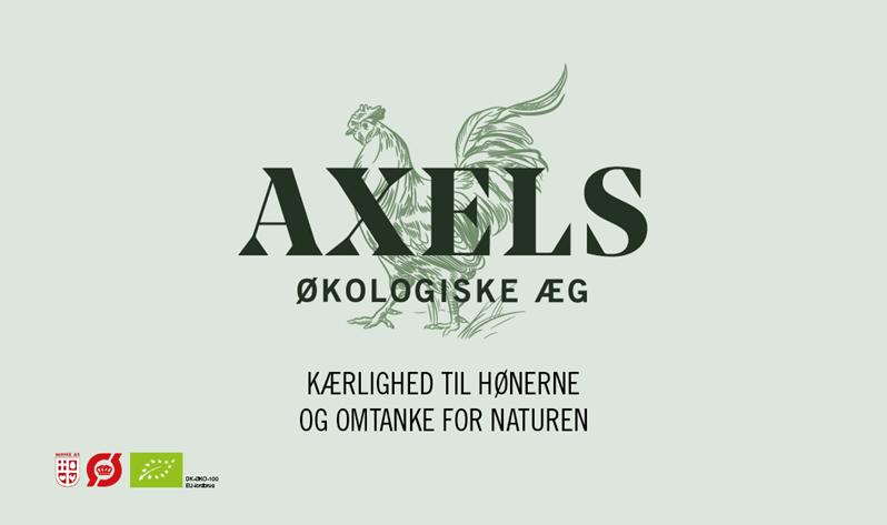 Axel's Eggs