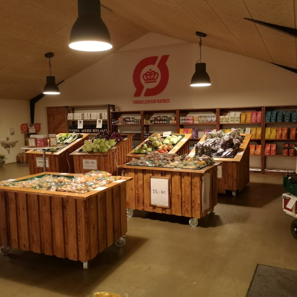 The farm shop