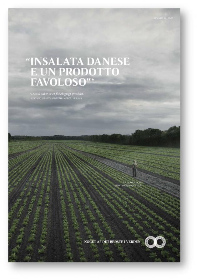 Campaign – the Danish Agriculture & Food Council